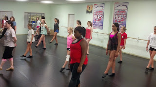 charlotte lyrical dance classes