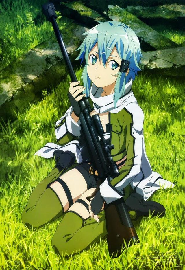 Poster Sword Art Online II