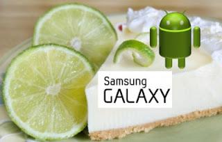 Inilah Daftar Ponsel Samsung Galaxy yang Dapatkan Update Android 5.0