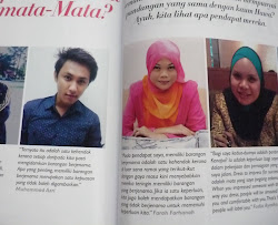Spotted me in Hijabista Magazine