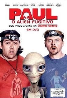 Filme Paul: O Alien Fugitivo