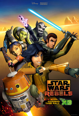 Star Wars Rebels 1x12 Online