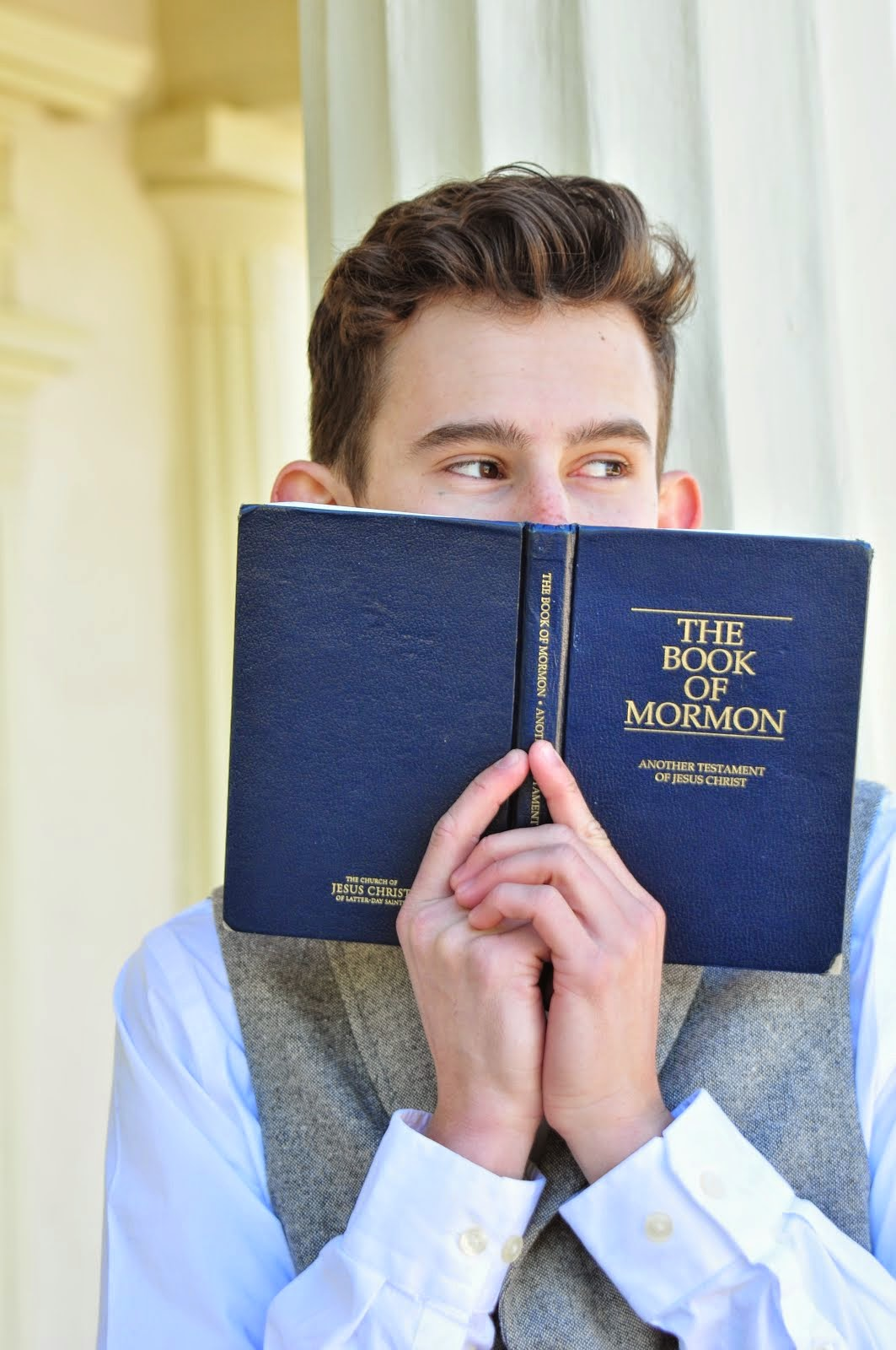 Elder Matt Larsen