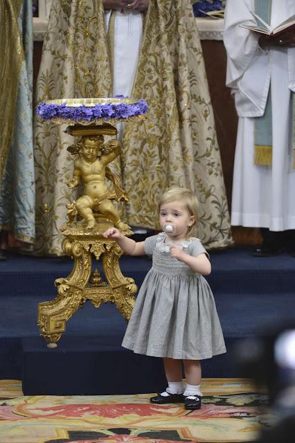 Princess Madeleine, Chris O'Neill and Princess Leonore, King Carl Gustaf and Queen Silvia, Crown Princess Victoria and Prince Daniel, Prince Carl Philip and Princess Sofia