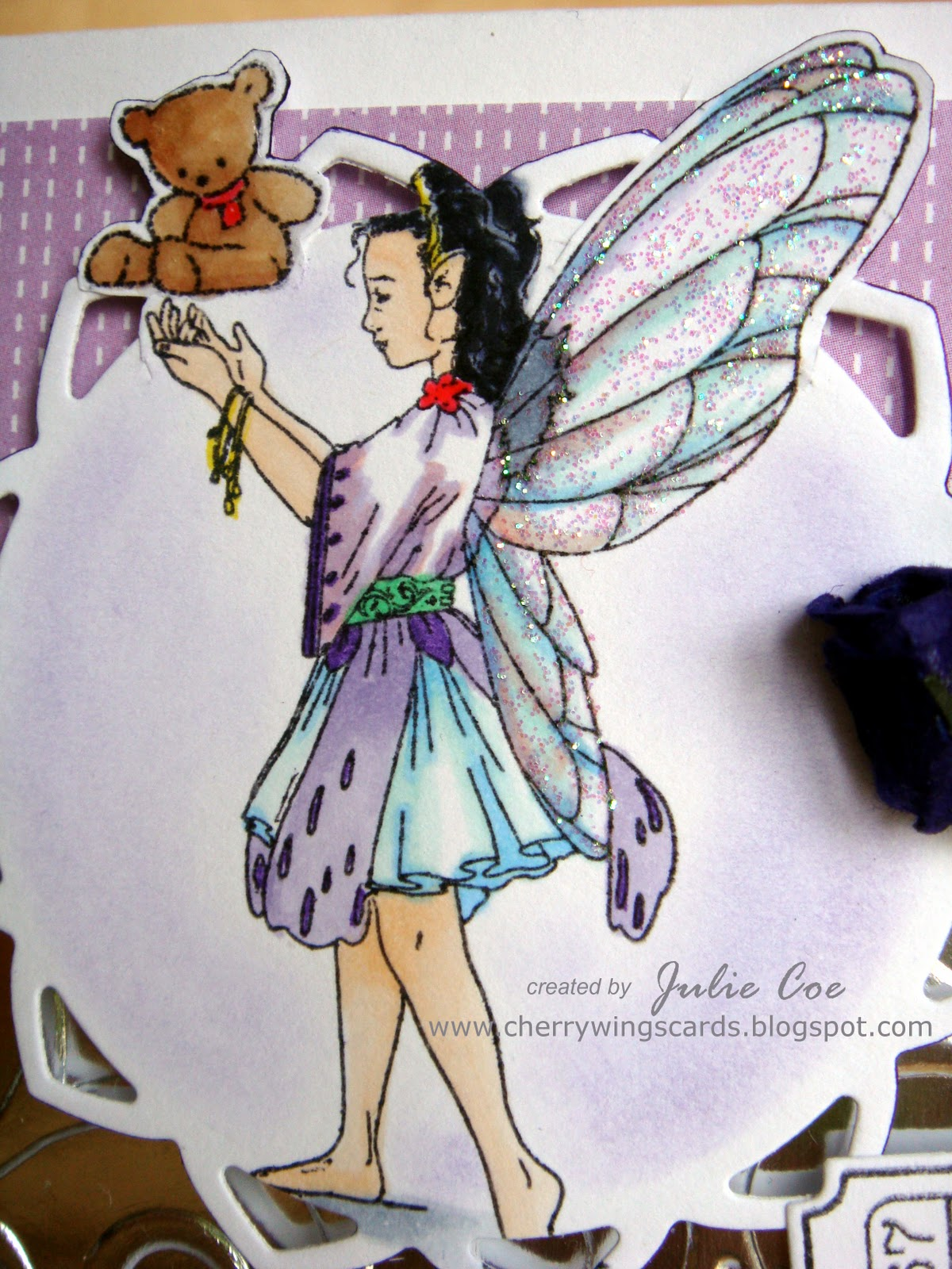 I Coloured The Image With Copic Ciao Marker Pens And Applied Glitter On Her Wings To Make It Shine Always Find Difficult Colour