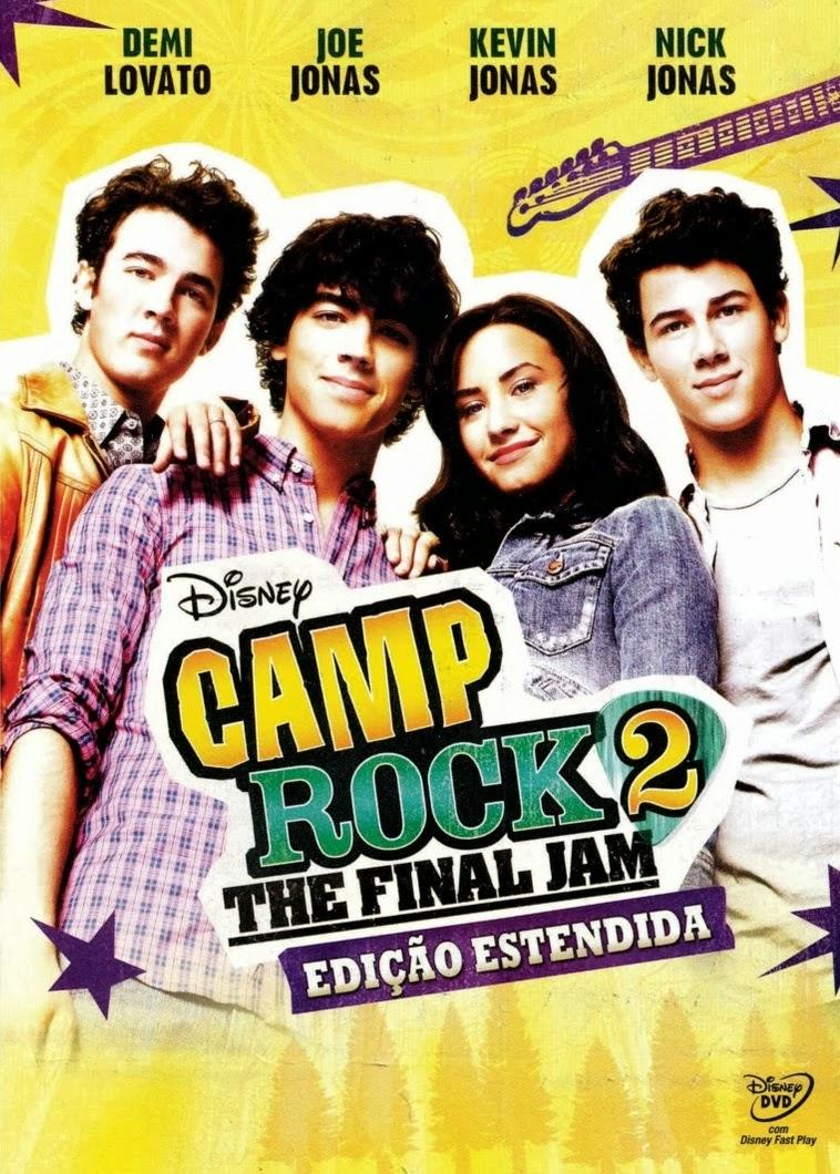 Camp Rock 2 – Dublado (2010)