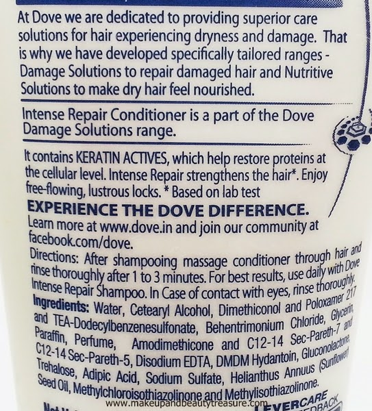 Dove-Intense-Repair-Conditioner-Review