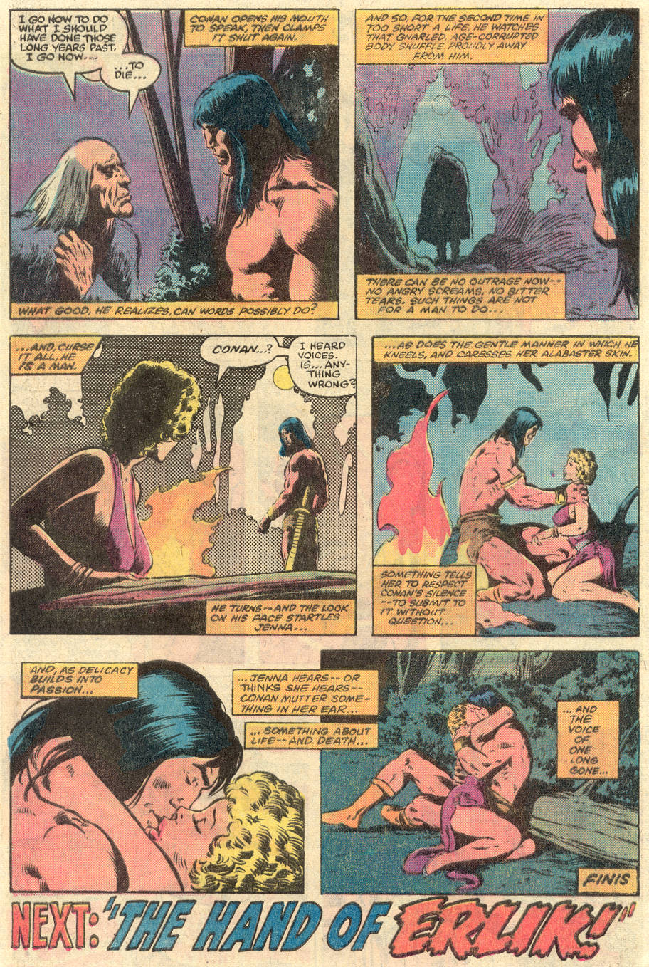 Conan the Barbarian (1970) Issue #119 #131 - English 23