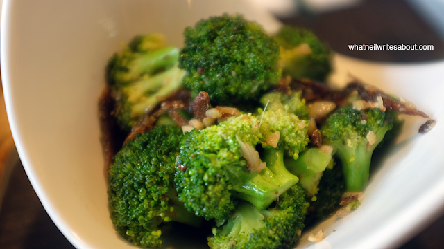 Neil Writes About Andres Restaurant Philippines Review Brocolli Y Tuyo
