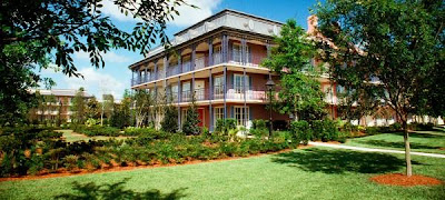 Disney´s Port Orleans Riverside and French Quarter, Lake Buena Vista – 3,056 Rooms