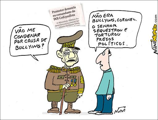Promotor denuncia ex-comandante do DOI-Codi paulista