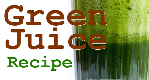 green juice recipe superfoods