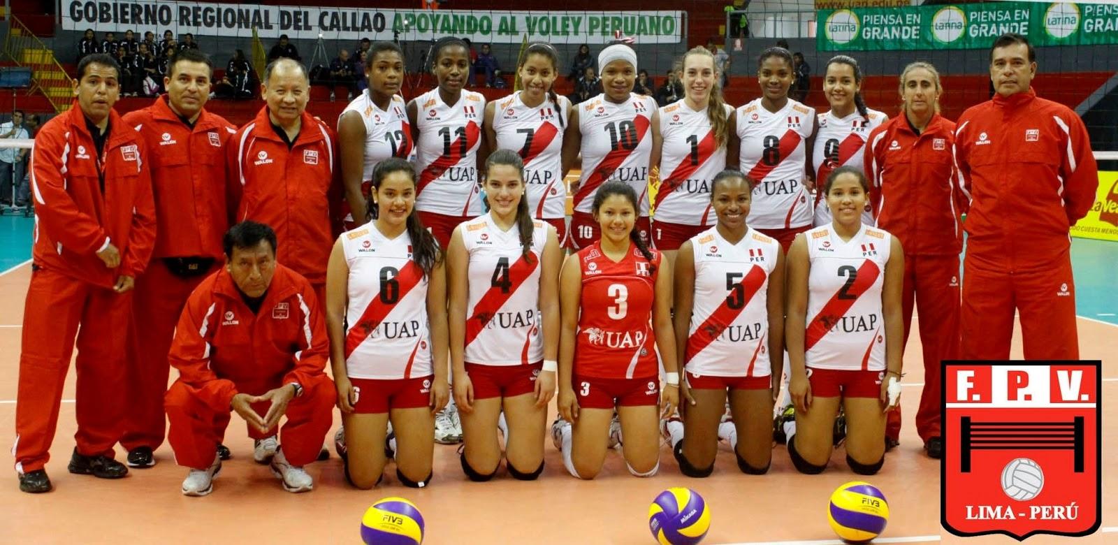 voley sudamericano: