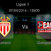 Pronostic Monaco - Guingamp : Ligue 1
