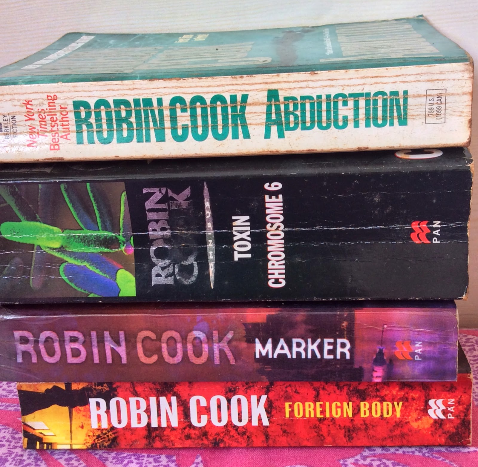 Science fiction Robin Cook