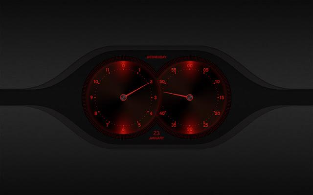 Simple Clock Picture