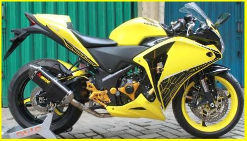 Gambar foto modifikasi motor terbaru Honda CBR 250.jpg