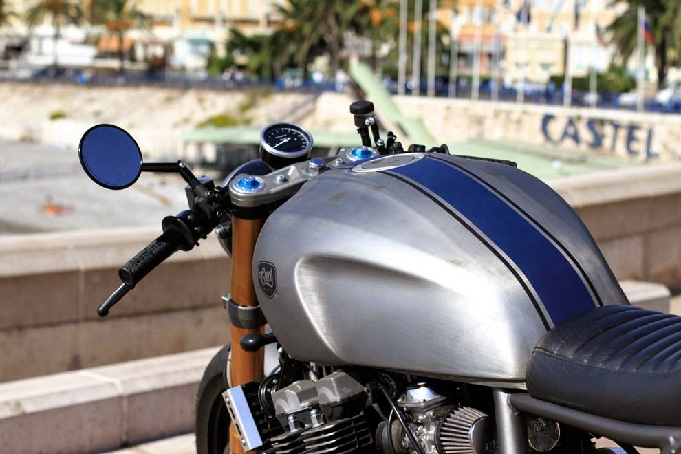 Racing caf yamaha xjr 1300 crd 30 by caf racer dreams for Yamaha capital one customer service