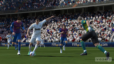 Screenshots de FIFA Football PS Vita