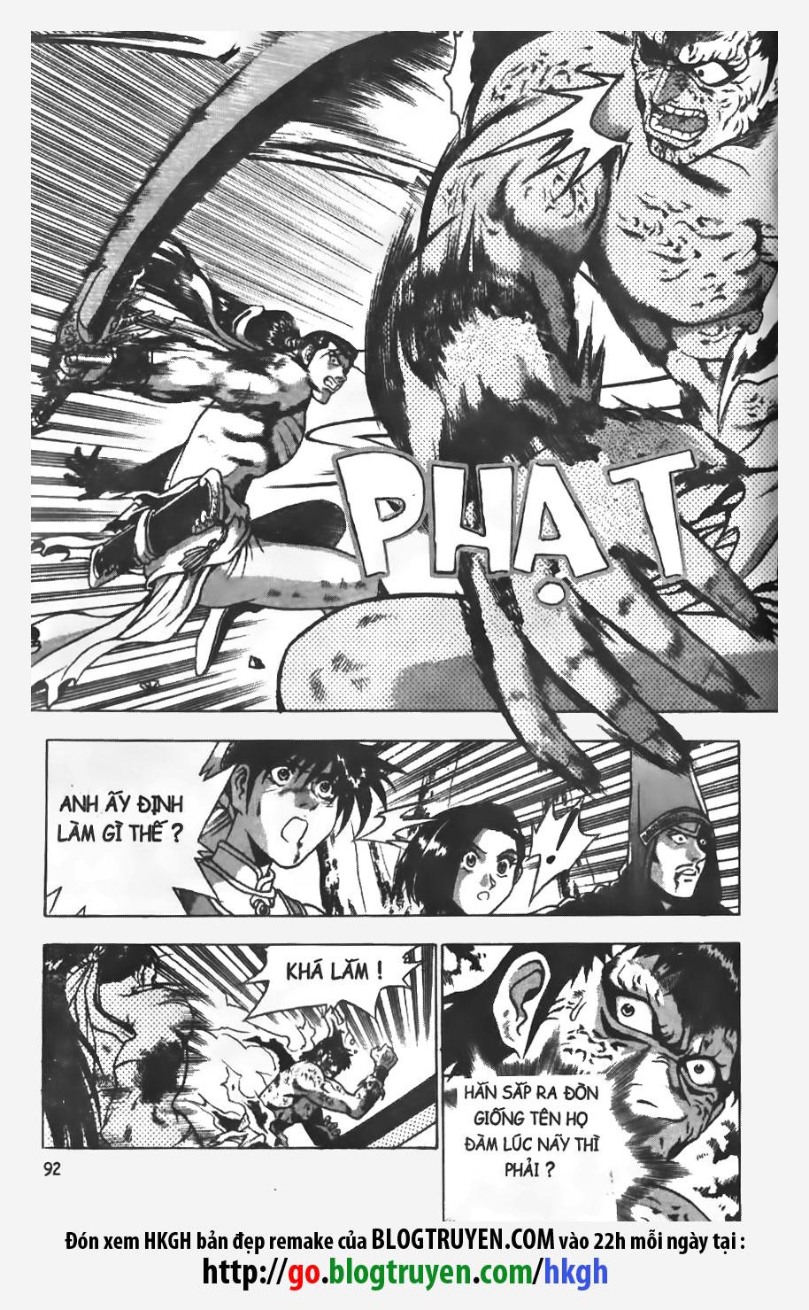 Hiệp Khách Giang Hồ chap 155 Trang 16 - Mangak.info