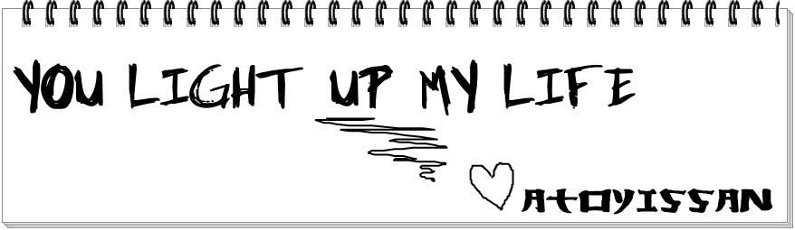 Dear Diary (Atoyissan)