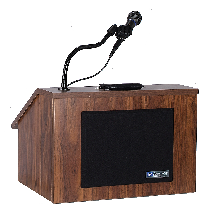 Table Top Lecterns The Ultimate Guide Amplivox Sound