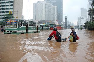 5 Banjir Paling Aneh di Dunia
