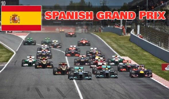 Formula 1 Spanish Grand Prix Live Stream 2015 Online tv - WATCH LIVE ...