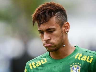 Gaya Rambut Neymar 2013