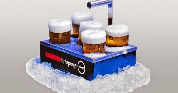 Viajes hoteles y restaurantes tapeaje bar cerveza fr a for Tapas faciles y buenas
