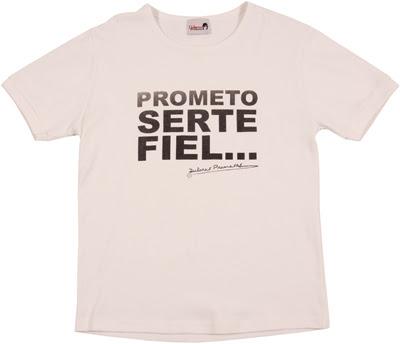 camisetas Dolores Promesas hombre con frases