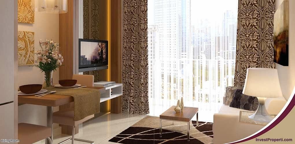 Gambar design interior apartemen callia pulomas callia apartemen pulomas kelapa gading - Gambar interior design ...