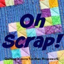 http://quiltingismorefunthanhousework.blogspot.de/2015/11/oh-scrap-rsc-green.html