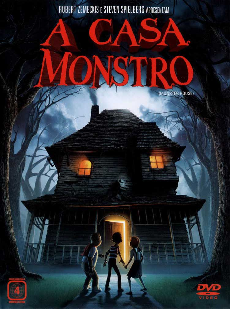 A Casa Monstro 3D Torrent – BluRay 1080p Dual Áudio (2006)