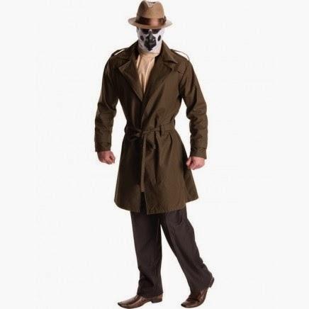 Disfraz de Rorschach de Watchmen