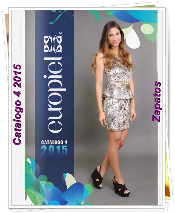Catalogo Europiel Campaña 4 2015
