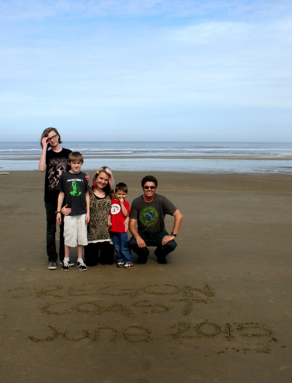 Oregon Coast Family Trip *June 2015*