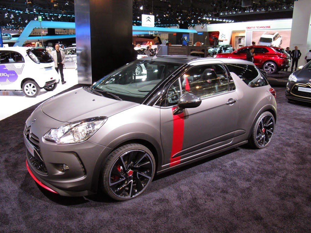 Citroën DS3 Cabrio Racing, coches y motos 10