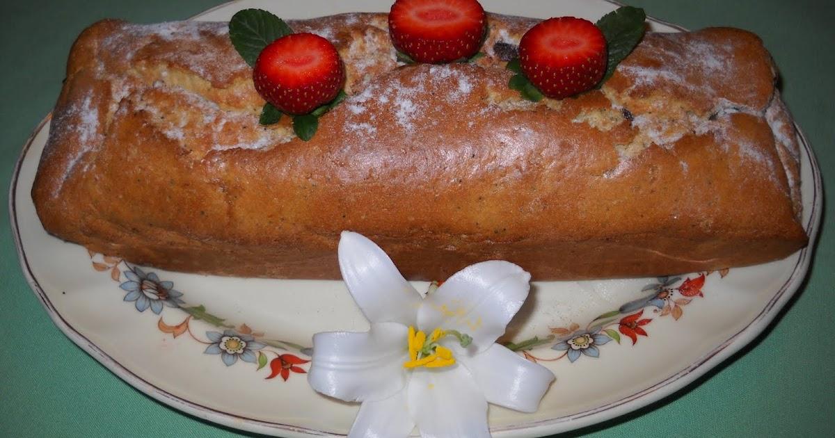 En la cocina cake de bananas y semillas de amapola for Haciendo el amor en la cocina