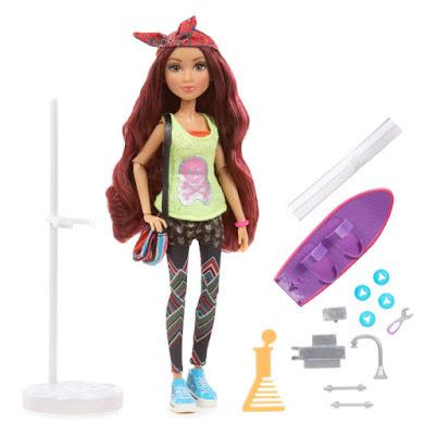 TOYS : JUGUETES - Project Mc2 - Camryn's Skateboard  Muñeca con experimento | Doll with Experiment Producto Oficial Serie TV Netflix 2015 | MGA 537601 | A partir de 6 años Comprar en Amazon España & buy Amazon USA