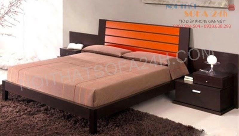 Giường ngủ GN062