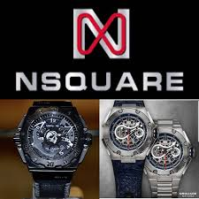 NSQUARE WATCHES