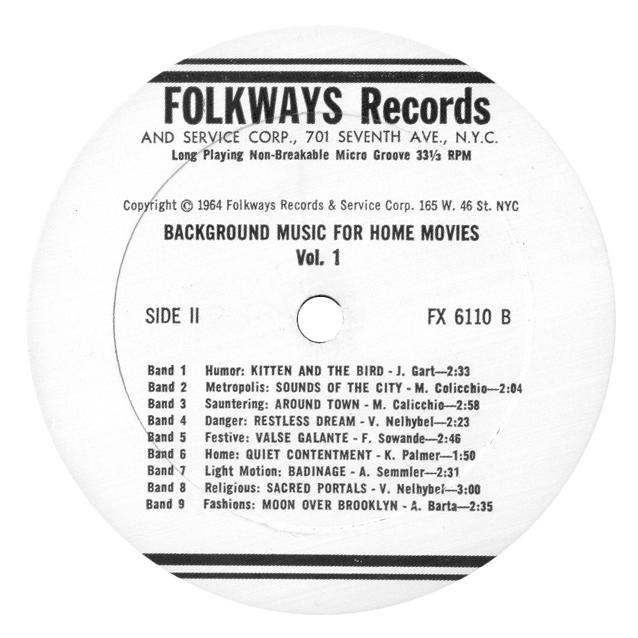at Joe's Record Paradise