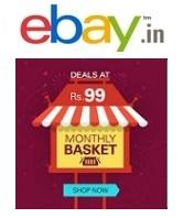 EBay Monthly Basket (All below 99)