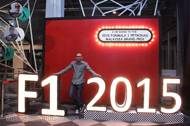 tony teh 2015 f1 malaysia grand prix launch