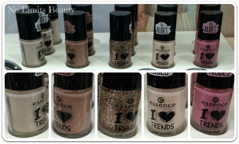 I Love Nude de Essence - Nail Polish