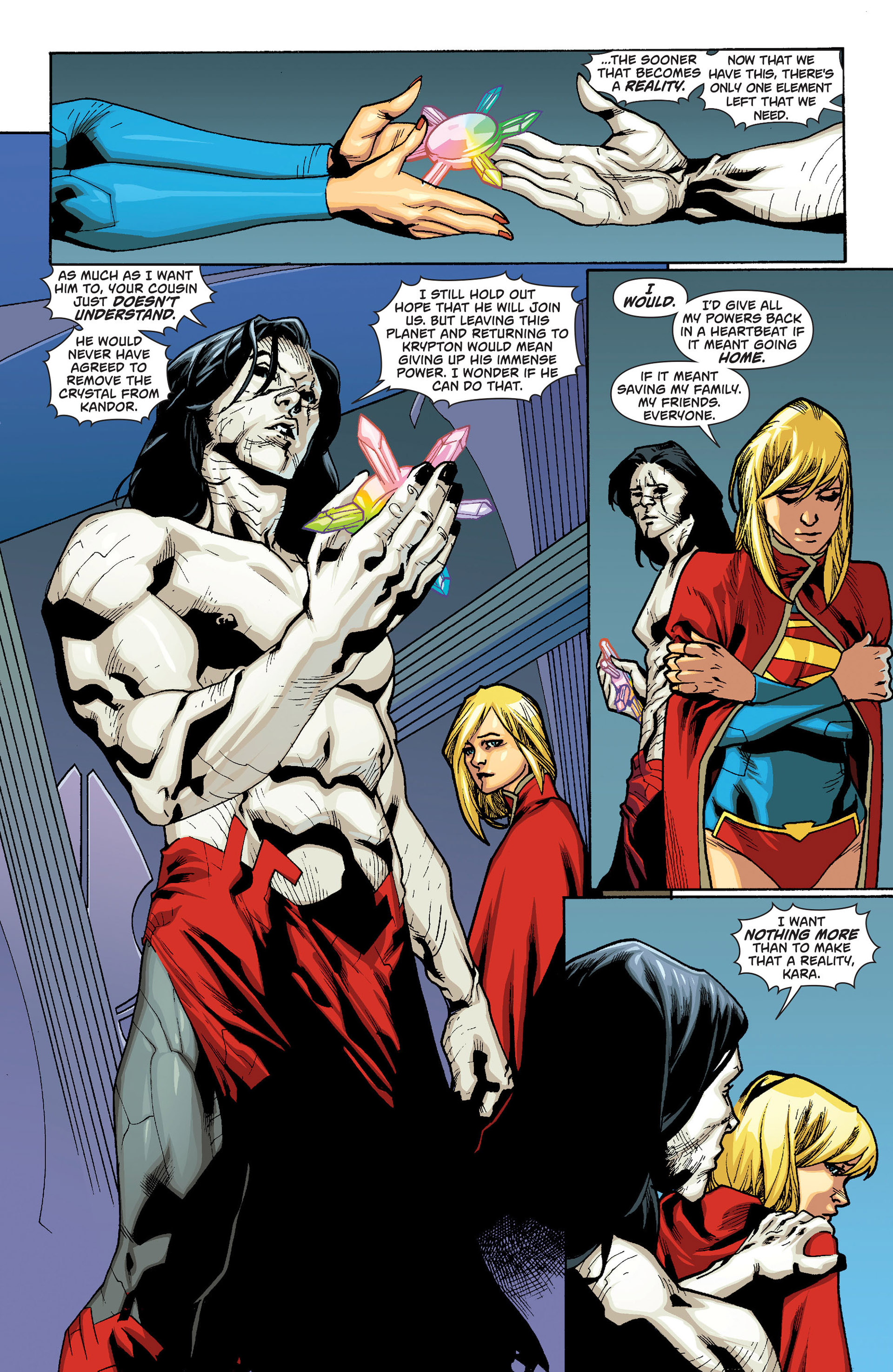 Supergirl (2011) Issue #15 #17 - English 19