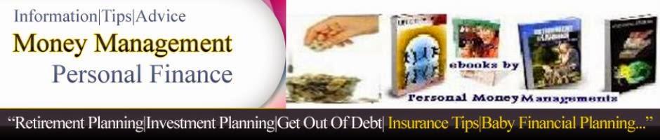 Personal Finance   Money Management