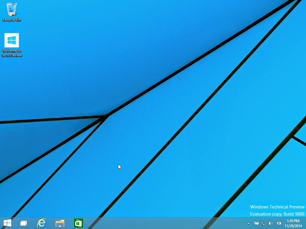 Download Windows 10 Build 9888