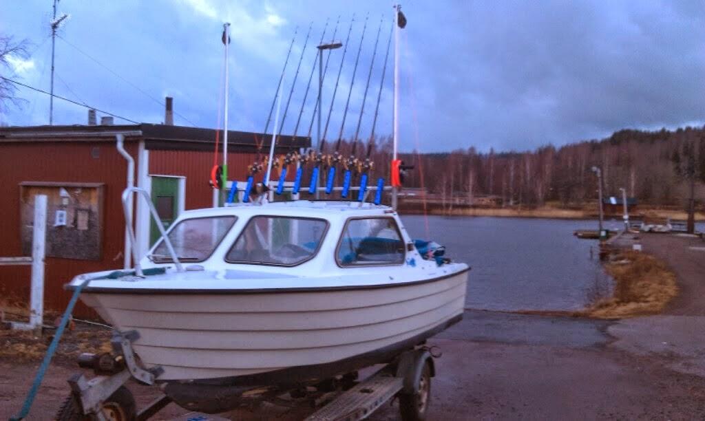 Kapten Slurings trollingbåt